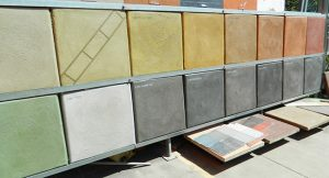 Coloured Concrete